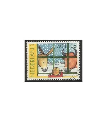 1295 Kinderzegel (o)