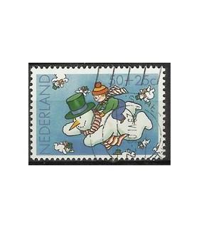 1296 Kinderzegel (o)