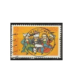 1298 Kinderzegel (o)