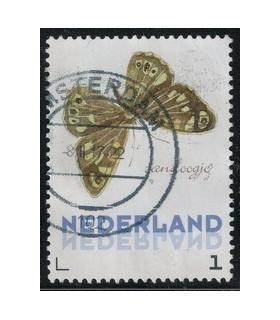 3012 Ac-06 Vlinders najaar zandoogje (o)