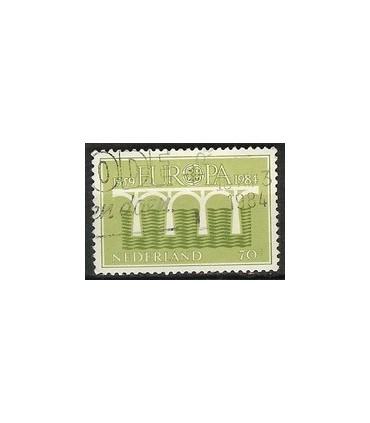 1308 Europa zegel (o)