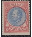 029 Koning Willem III (x) 3. Certificaat