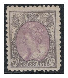 075 Koningin Wilhelmina (xx) 2.