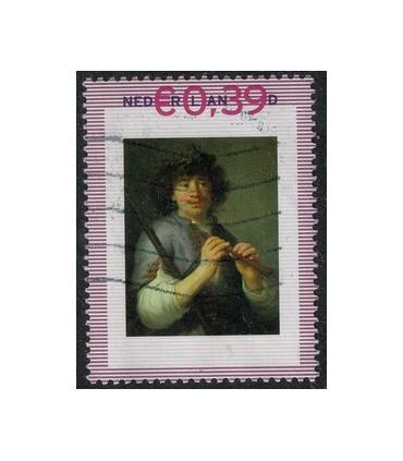 2420 A-20 Rembrandt als herder (o)