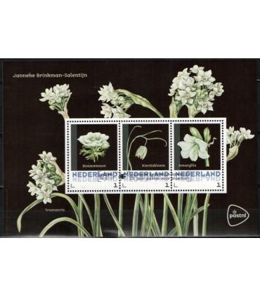 3012 ?? Janneke Brinkman passie voor bloemen (o)