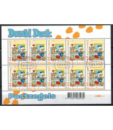 2562 ab1 Donald Duck  (o)