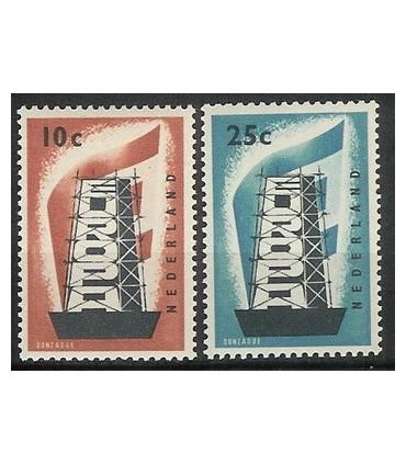 681 - 682 Europazegel (xx)