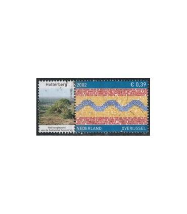 2074 Provinciezegel TAB (o) Holterberg links