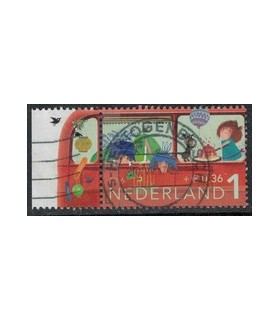 2016 Kinderzegel (o) 1.