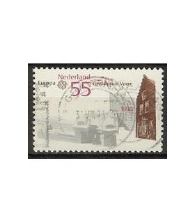 1451 Europa zegel (o)