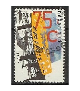 1454 VOC zegel (o)