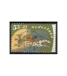 1457 Kinderzegel (o)