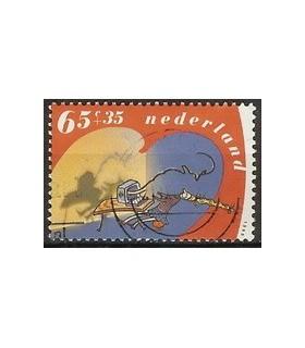 1458 Kinderzegel (o)