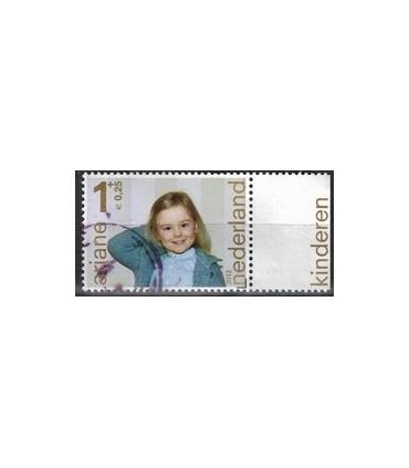 3001c Kinderzegels Ariane (o) TAB
