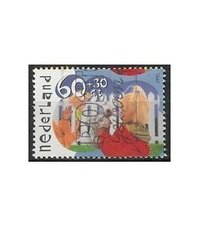 1483 Kinderzegel (o)