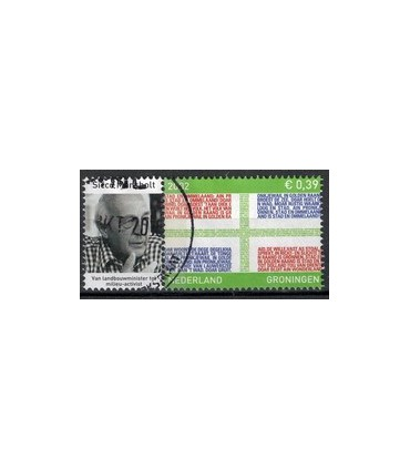 2070 Provinciezegel TAB (o) Sicco Mansholt