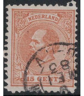 023J Koning Willem III (o)