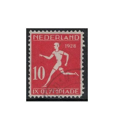 217a Olympiade zegel (o)