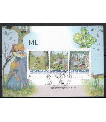3012 D54 Rie Cramer mei (o)