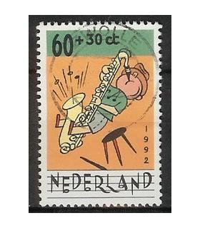 1538 Kinderzegel (o)