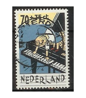 1539 Kinderzegel (o)