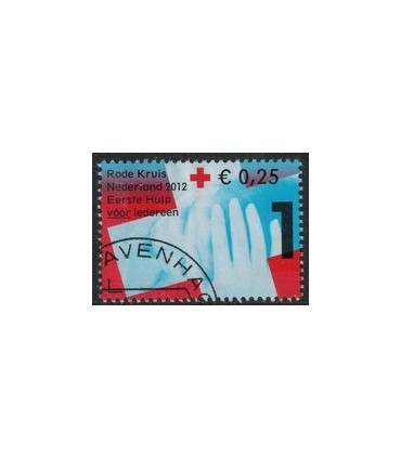 2902c Rode Kruis (o)