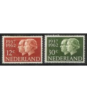 764 - 765 Jubileumzegels (xx)