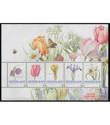 3012 Ac-01 Bloemen voorjaar (xx)