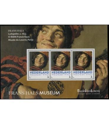 3012 B-1 Frans Hals Luitspeler (xx)