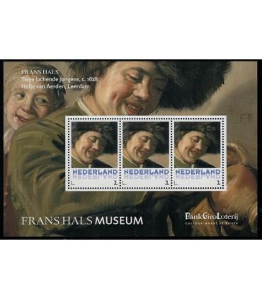 3012 B-2 Frans Hals Lachende Jongens (xx)