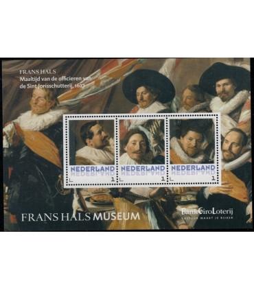 3012 B-4 Frans Hals maaltijd (xx)