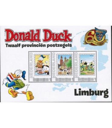 2751 Ah-03 Donald Duck provincie Limburg (xx)