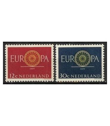 745 - 746 Europazegels (xx)