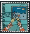 3596 Kerstzegel (o)