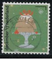 3597 Kerstzegel (o)