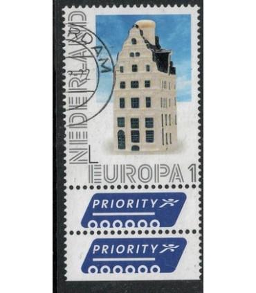 2898 KLM Huisje Europa (o) TAB dubbel