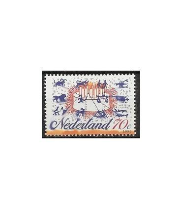 1646 Sterrenbeeldzegel (xx)