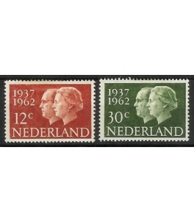 764 - 765 Jubileumzegels (x)
