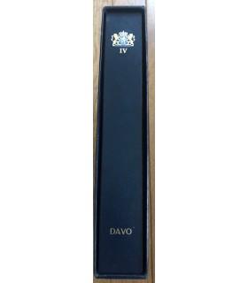 Davo de Luxe IV 1990 - 1999 compleet gevuld postfris