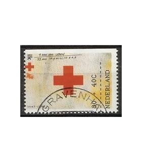 1535c Rode Kruis (o)