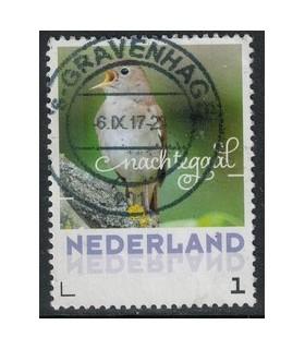 2017 Zomervogels Nachtegaal (o)