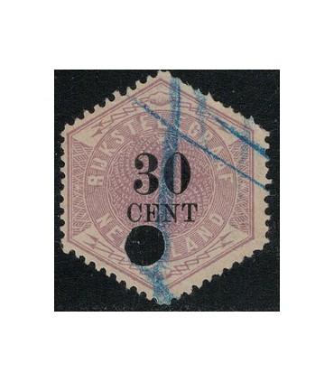 Telegramzegel 08 (o) 3.