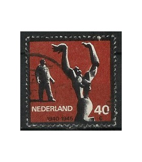 838 Herdenkingszegel (o)