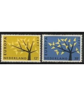 777 - 778 Europazegels (x)