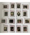 2420 A  Rembrandt en zijn leerlingen 36 stuks (xx)