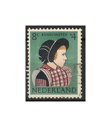 749 Kinderzegel (o)