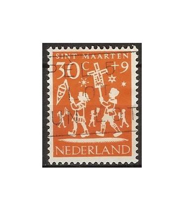 763 Kinderzegel (o)