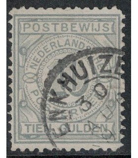 Postbewijs 7 (o)