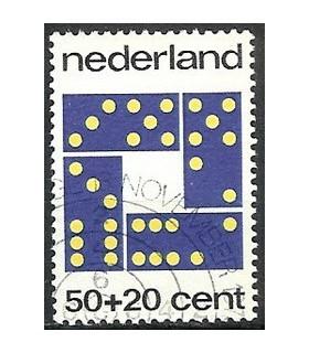 1041 Kinderzegel (o)