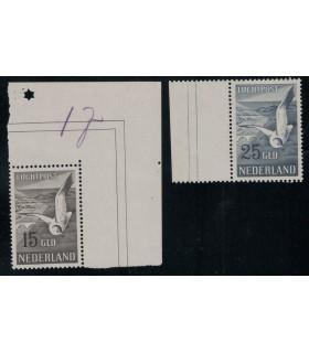 Luchtpost 12 - lp 13 Meeuwen (xx) met randen